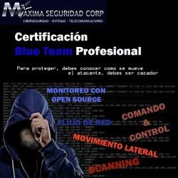 Certificación Blue Team...